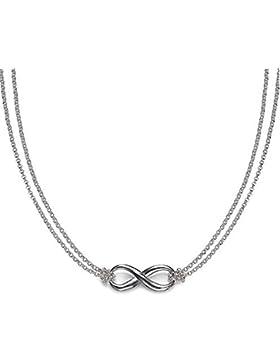 Infinity - Unendlich Anhänger aus 925er Silber!
