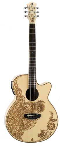 luna-guitars-chitarra-elettrica-acustica-oasis-in-legno-di-abete-rosso-con-fantasia-a-henne-series-i
