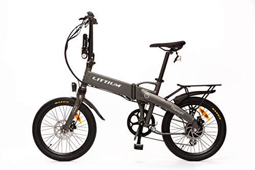 Imagen de Bicicletas Eléctricas Littium por menos de 2100 euros.