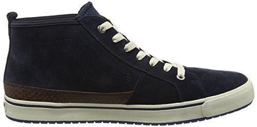 Rockport Path To Greatness Chukka, Baskets hautes homme Bleu - Blau (NEW DRESS BLUES)