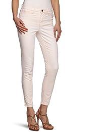 VERO MODA Damen Hose 10090658 WONDER NW PASTEL ANCLE JEGGING Skinny / Slim Fit (Röhre) Normaler Bund