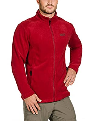 Jack Wolfskin Herren Softshelljacke Midnight Moon von Jack Wolfskin - Outdoor Shop