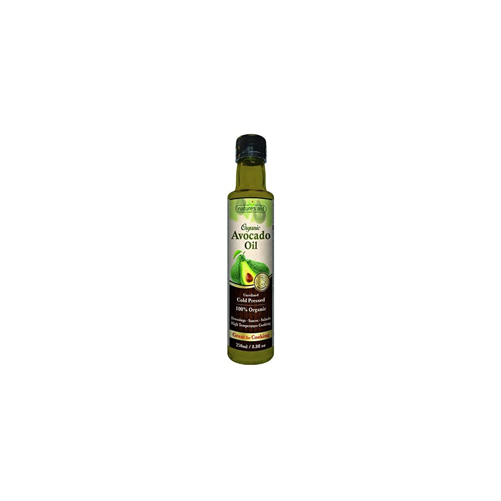 Natures Aid Avocado L Bio 250 Ml 6er Pack 6 X 250 Ml