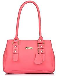 Fostelo Westside Women's Handbag (Pink)