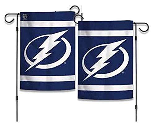 Wincraft Tampa Lightning Gartenflagge, doppelseitig, 30,5 x 45,7 cm -