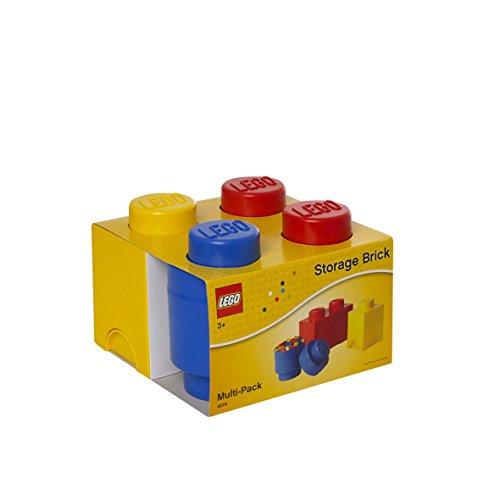 Brique de rangement LEGO Multipack S, Boîtes de rangement empilables, Jeu de 3