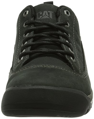 Cat Footwear HACKNEY WP, Scarpa classica stringata, modello Derby Uomo Nero (Schwarz (MENS BLACK))