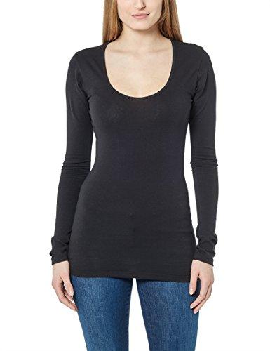 Berydale T-shirt à manches longues pour femme Noir