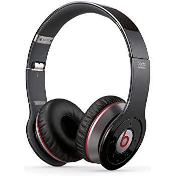 beats by dr dre wireless casque audio sans fil noir high tech. Black Bedroom Furniture Sets. Home Design Ideas