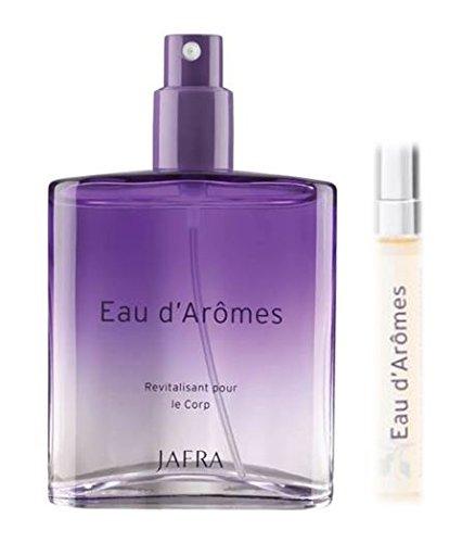 Jafra Cosmetics Eau d'aromes körperspray 107 ml mit taschenzerstäuber