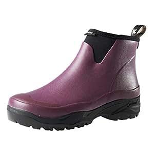 Seeland pluie étanche Bottines Lady 16,5cm, femme, violet, 3 UK