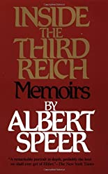 Inside the Third Reich by Albert Speer (1997-04-01)