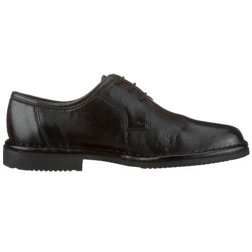 Sioux GÖTEBORG 20201 hommes Chaussures à lacets Noir