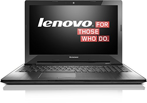 Lenovo Z50-70 39,6 cm (15,6 Zoll FHD TN) Notebook (Intel Core i3-4030U, 1,9GHz, 4GB RAM, 256GB SSD, Intel HD 4400 Graphics, Win8.1) schwarz