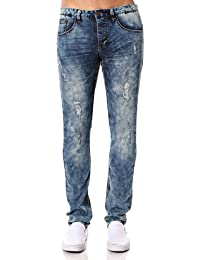 Anerkjendt Jean hommes, jeans skinny, bleu