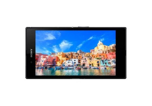 Sony Xperia Z Ultra XXL 6 4  pulgadas pantalla Smartphone Tablet 3  G WiFi GSM HSPA   Negro