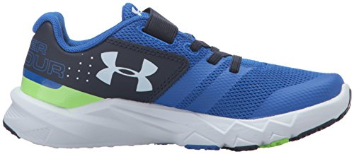 Under Armour UA BPS Primed AC Synthétique Chaussure de Course UBL-MDN-WHT