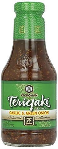 Teriyaki Sauce, Garlic & Green Onion, 20-1/2 oz (581 g)