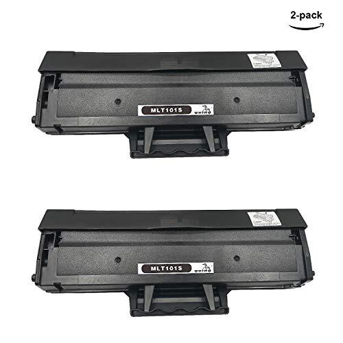 ONINO MLT-D101S Toner Compatibili per Samsung ML-2160 ML-2160W ML-2161 ML-2162 ML-2165W ML-2168 SCX-3400 SCX-3400F SCX-3401 SCX-3405F SCX-3405FW SCX-3405W SF-760P SF765P (2pcs)
