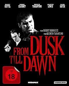 From dusk till dawn - Steelbook [Blu-ray]