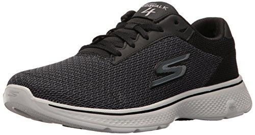 skechers-men-go-walk-4-low-top-sneakers-black-bkgy-105-uk-45-eu