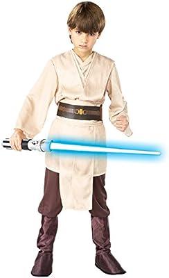 Jedi - Deluxe - Star Wars - Niños Disfraz