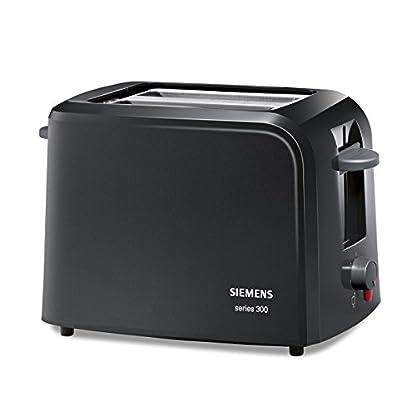 Siemens-TT3A0103-Kompakt-Toaster-Series-300-schwarz
