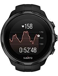 Suunto Spartan Sport Wrist HR, GPS-Uhr für Multisport-Athleten, 12 Std. Akkulaufzeit, Wasserdicht bis 100 m, Herzfrequenzmessung am Handgelenk, Farbtouchscreen