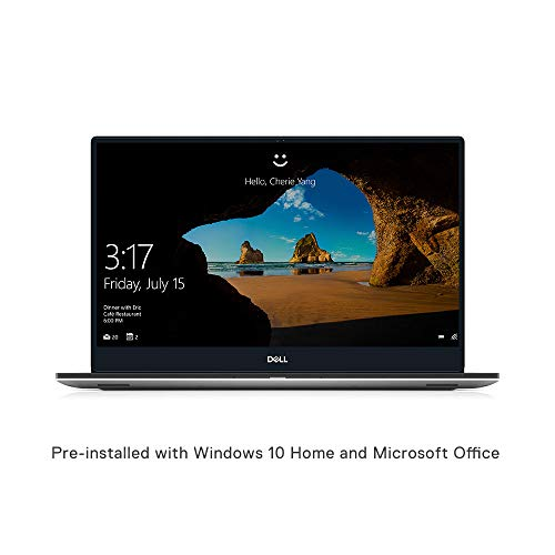 DELL XPS 7590 15.6-inch Laptop (9th Gen Core i7-9750H/16GB/512GB SSD/Windows 10 Home/4GB Nvidia Graphics), Abyss Grey Image 1