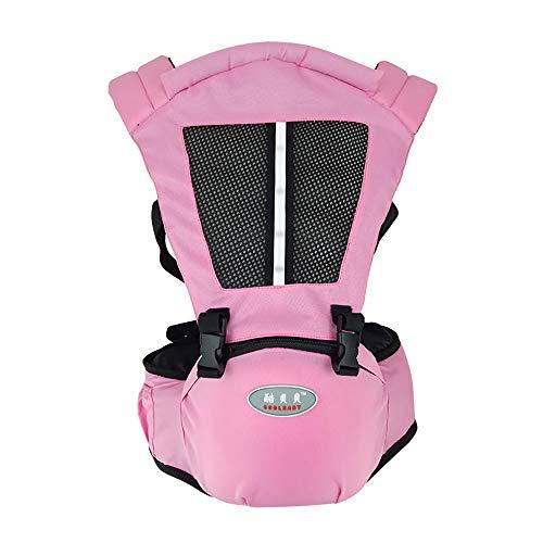 af0e8041d271 Porte-bébé ergonomique, ergonomique bébé Sling, coton doux avant réglables  et sac à