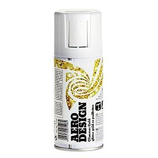 Sprühlack, Lackspray, Design Lack, Glimmer Gold 150 ml