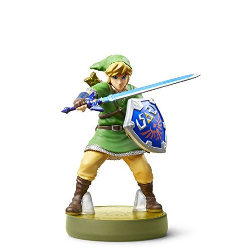 Nintendo - Amiibo Link Skyward Sword (Colección Zelda)