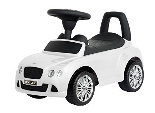 Sun Baby Bentley cavalcabile, bianco