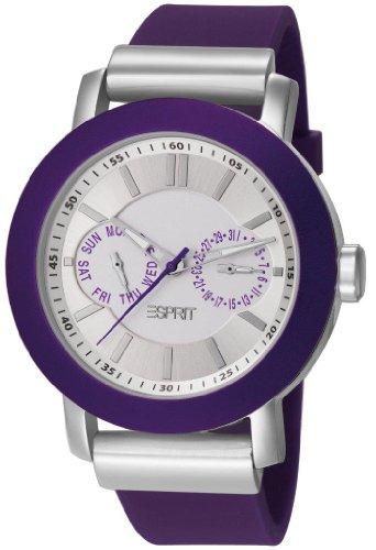 Esprit ES105612002 - Reloj de pulsera mujer, plástico, color morado