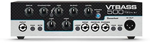 TECH 21 312540 VT 500 Bass Topteil