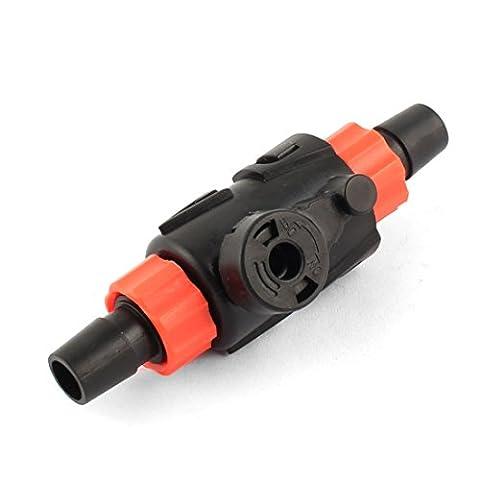 sourcingmap® 12 mm bis 16mm Kunststoff Aquarium Schlauch Adapter Filter
