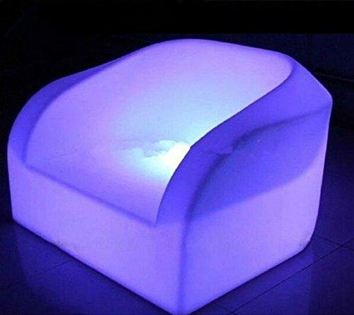 Gowe emittierende Sofa Arc Brücke Sessel Licht Fernbedienung Controll Dekorieren Ihr Wohnzimmer, Schlafzimmer, Garten, Pool, Terrasse etc.