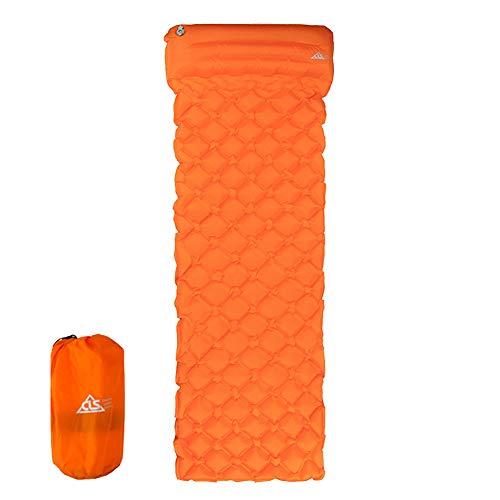 GUOCU Ultraleichte Aufblasbare Outdoor Campingmatte Luftmatratze Schlafsack Pad/Camping Matte