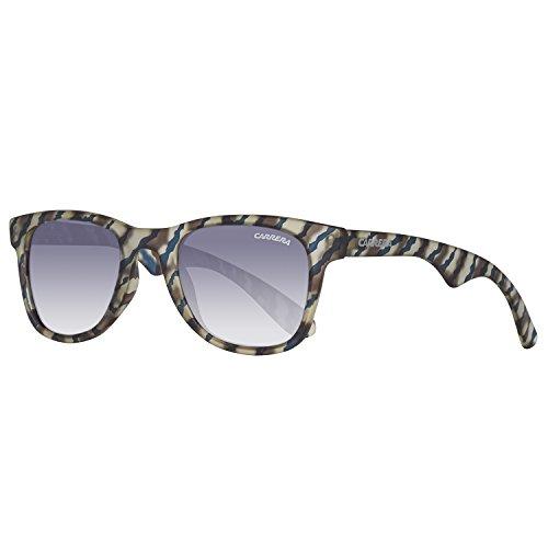 Carrera Unisex-Erwachsene 6000-889-KU Sonnenbrille, Grau (Grey), 50
