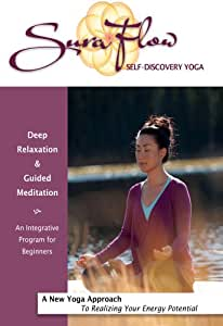 Sura Flow Yoga: Deep Relaxation & Guided Meditatio [DVD] [US Import]