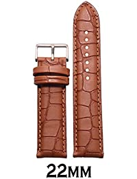 Watch Me MYOW Collection Leather Strap 22mm Fro Men And Boys MYOW-LT-1