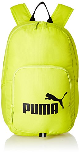 Puma Fase Backpack Mochila, color nrgy yellow, tamaño OSFA
