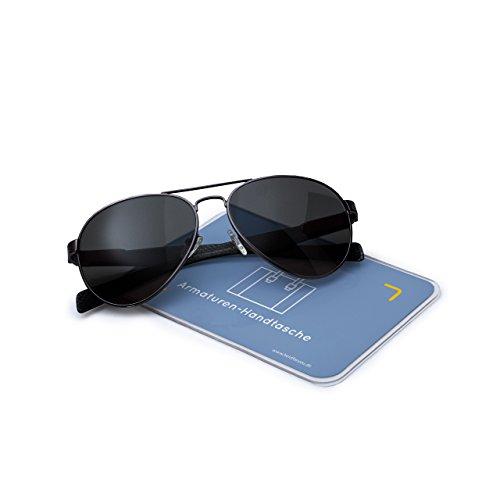 HELD4YOU Antirutschmatte für KFZ PKW Armaturenbrett, Klebepad fürs Auto, Smartphone Handy Halterung, Gummi Antirutsch Funktion, ohne LÖSEMITTEL, Made in Germany