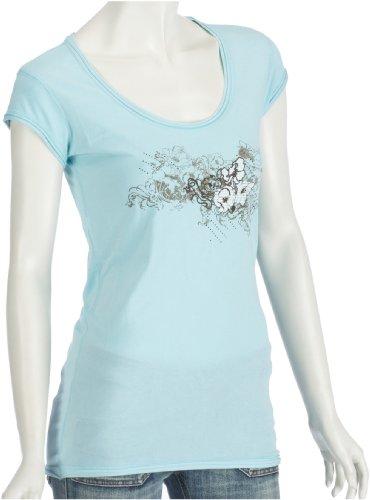 Timezone Bianca 12-0104 Damen Shirts/T-Shirts Blau