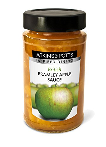 Atkins & Potts - Bramley Apple Sauce - 225g