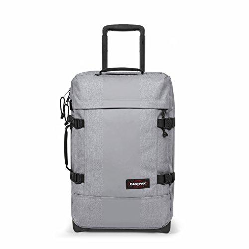 Eastpak - Tranverz S - Bagage à roulettes - Grey Rubber - 42L
