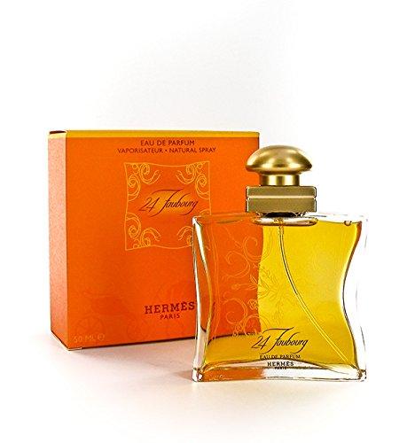 Hermès 24 faubourg, Eau de parfum per donna, 50ml