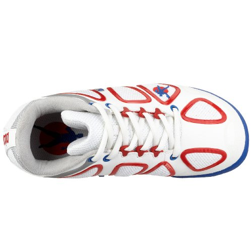 Kempa Spark Women 2008393, Chaussures de handball femme Blanc