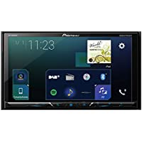 Pioneer AVH-Z5000DAB | 2DIN Autoradio - 7 Zoll Clear-Resistive-Touchpanel | Bluetooth | DAB+ | Apple CarPlay | Android Auto | Waze | Navigation | AppRadio | Freisprecheinrichtung | Media-Receiver für Audio Video CD DVD USB
