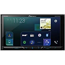 Pioneer AVH-Z5000DAB - Pantalla multimedia, color negro